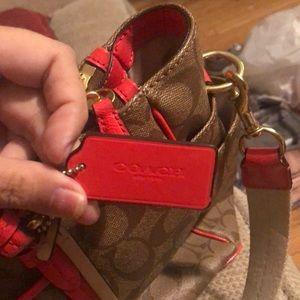 Coach Bags - Large coach tote bag